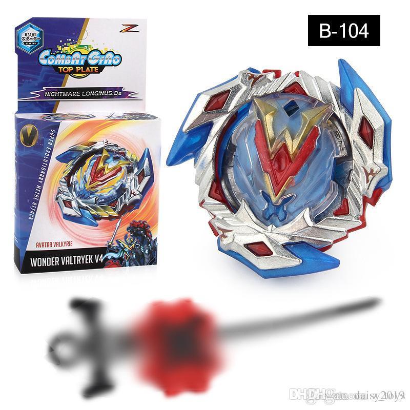 Beyblade B-104 Burst Super Grip Launcher Game Boys Kids Children Gift Toy