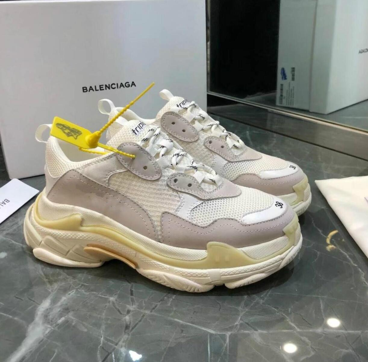 official images sale usa online official supplier Balenciaga TRIPLE S MEN FASHION RUNNING iOffer