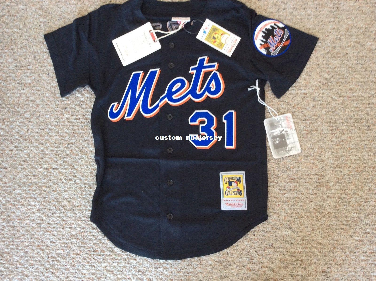 829d3898c 2019 Cheap Custom Piazza BP Jersey 2000 Stitched Customize Any Number Name  MEN WOMEN YOUTH XS 5XL From Custom nbajersey