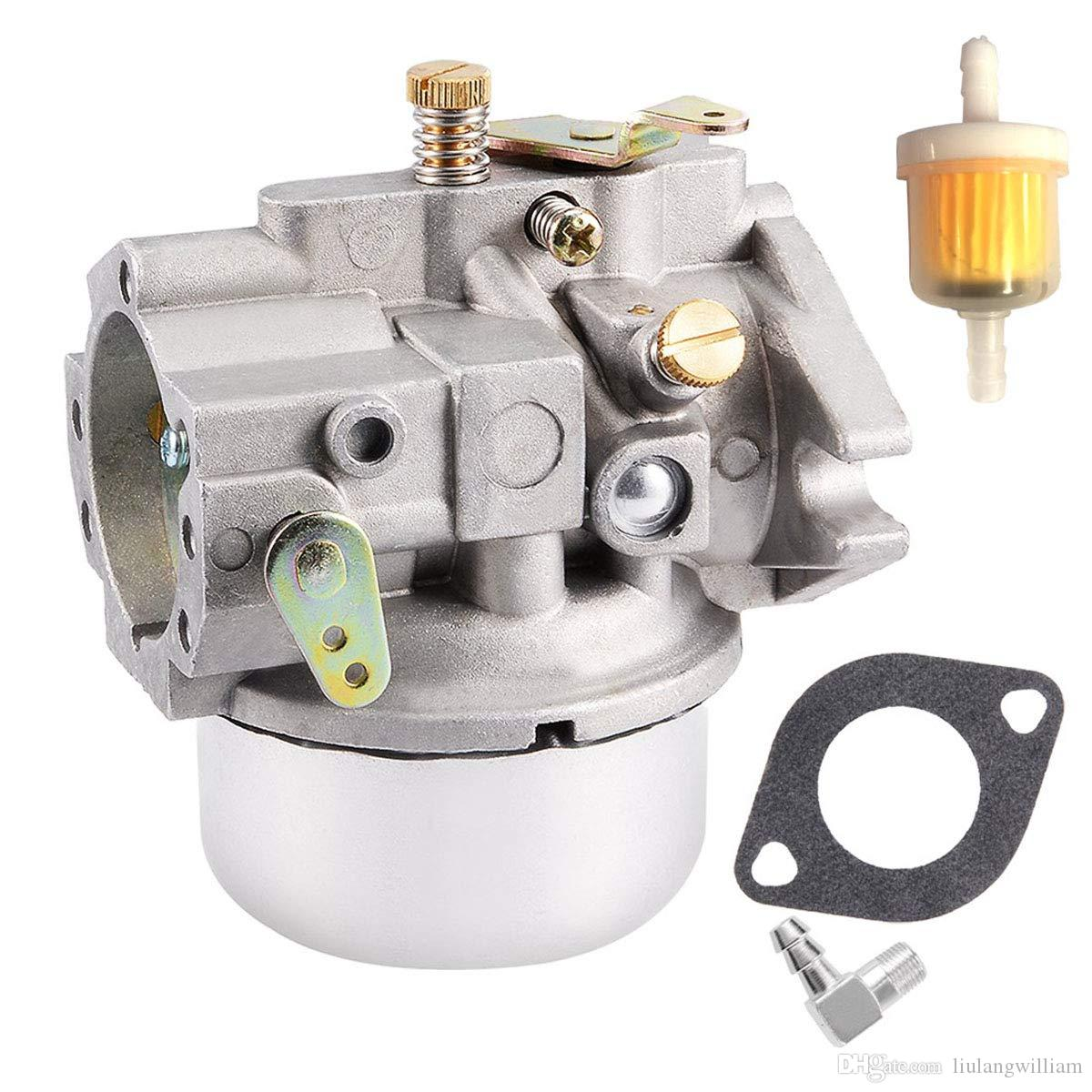 ZYHW New Carburetor Carb for Kohler Magnum KT17 KT18 KT19 M18 M20 MV18 MV20 Engine 52-053-09/18/28 with Gasket +Fuel Filter