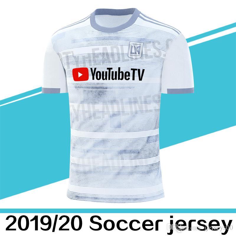 f43fc5c3d 2019 Thai Quality 2019 2020 Los Angeles FC Soccer Jerseys Men Outdoor T  Shirts 19 20 LAFC Soccer Jerseys LAFC Away Jerseys Outdoor T Shirts From  Jjerseys00