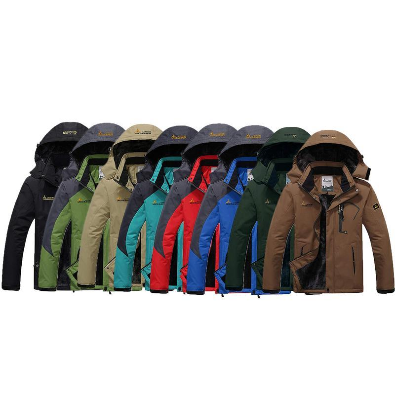 Skiing & Snowboarding Skiing Jackets Autumn And Winter New Outdoor Windproof Waterproof Warm Boys And Girls Cotton Padded Hiking Ski Jacket Ski Suit Cotton Coat Sufficient Supply