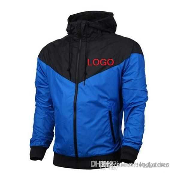 089511efd Brand Sweatshirt Hoodie Men s and Women s Jacket Long Sleeve Logo Autumn  Sports Zipper Windbreaker Designer New Men s Clothes