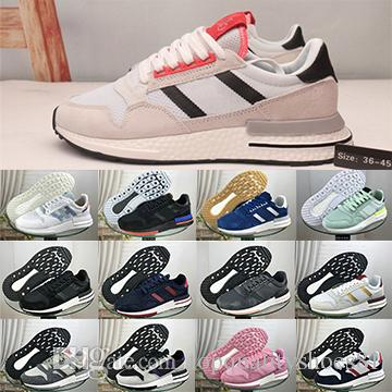 798f9a4b089d6 ZX 500 RM Goku ZX500 OG Designer Men Sneakers Women Mink Mesh Breathable  The Dragon Ball Z Grey Trainers Running Shoes Size 36 45 Trainers Shoes  Woman ...