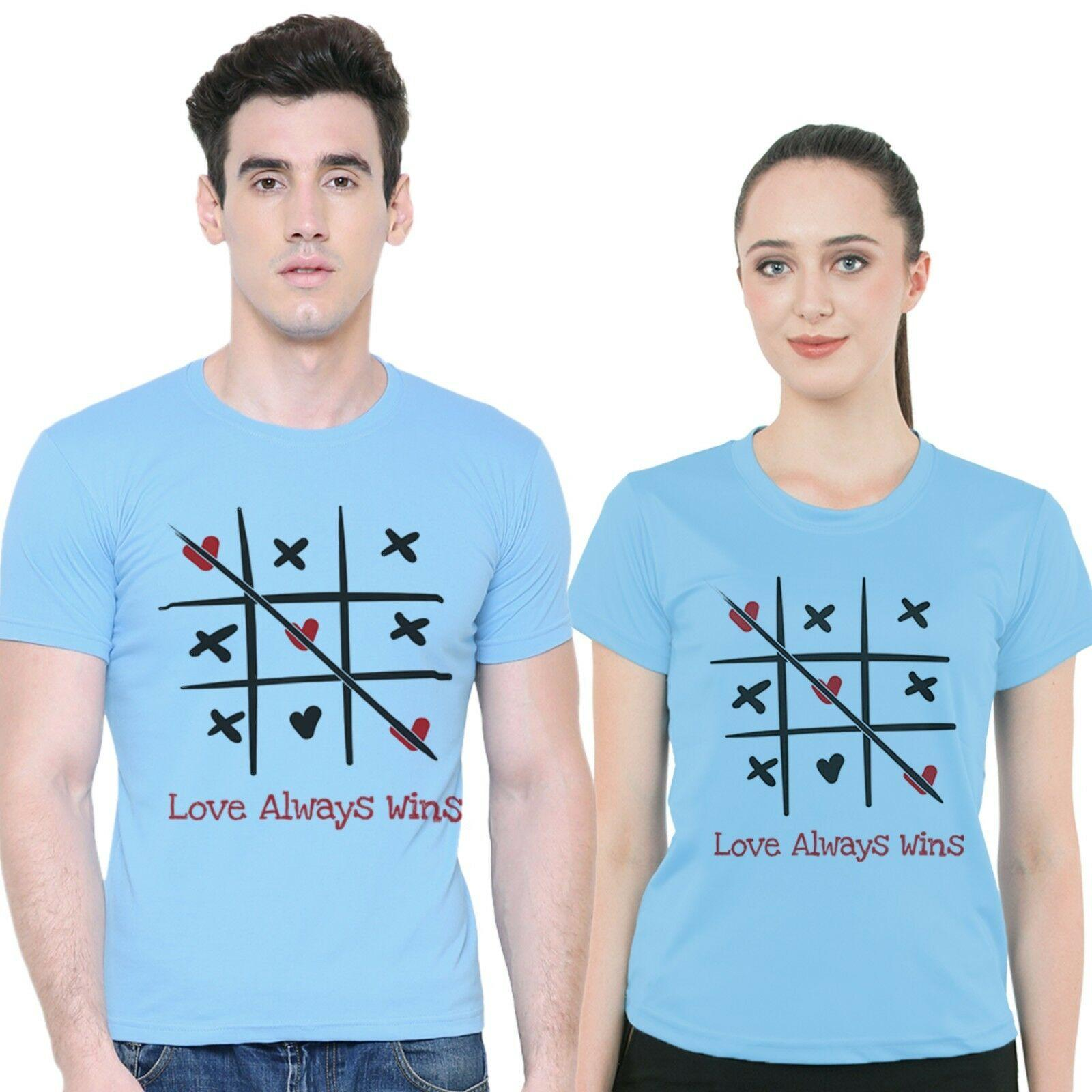 8a7865d2f0 Matching Valentines Day Couple T Shirts Love Cute His Tee Tops Hers Funny  117 Men Women Unisex Fashion Tshirt Black Cool Tshirt Designs Create T Shirt  From ...
