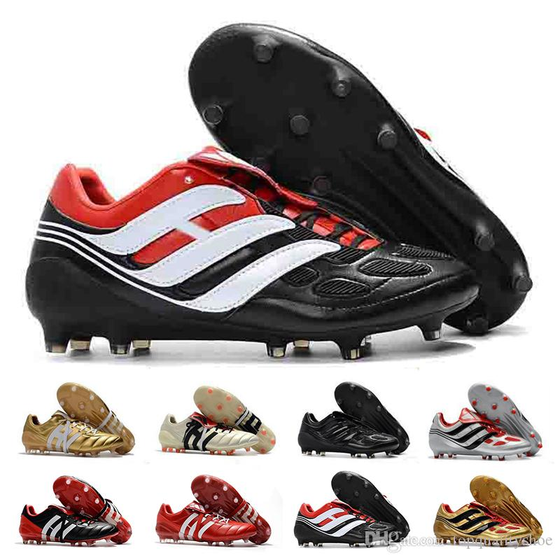 Predator Mania ACE 17+ Soccer Shoes For Men Women Purecontrol Champagne FG  Soccer Boots Football Boots White Core Cleats Shoes UK 2019 From  Topqualityshoe 3e7127ad5f