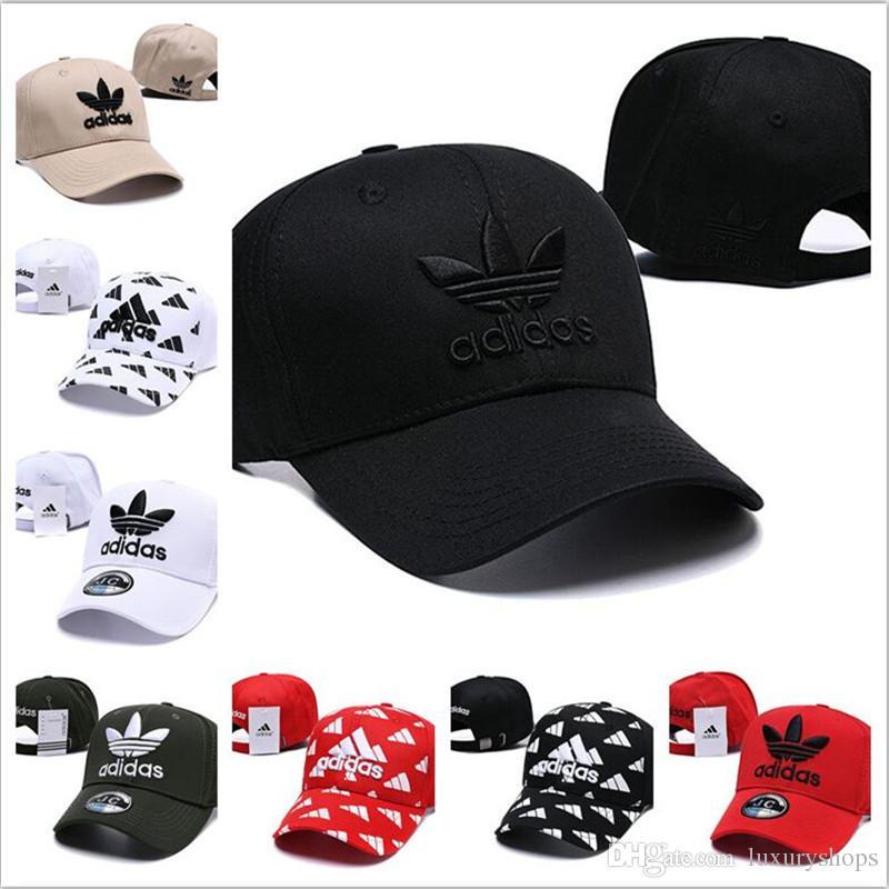 newest collection 206cd bc1ee Compre Adidas Hat Cap Gorra De Béisbol Al Por Mayor De Otoño E Invierno De  Los Hombres Al Por Mayor Casquillo Ocasional De La Moda Del Invierno De Las  ...