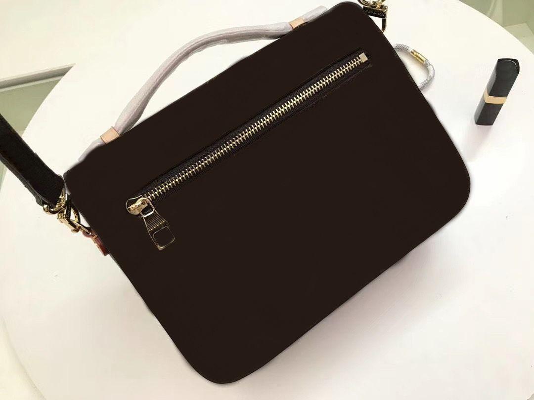 bf22d227b3 Fashion AAA Genuine Leather Women s Handbag Metis Shoulder Bags ...