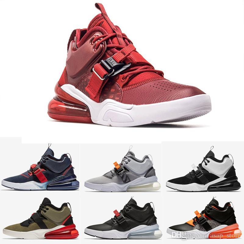 0324e60a2 New Brand Genuine 270 D Men Running Shoes Sports Air Shoe Sherbert ...
