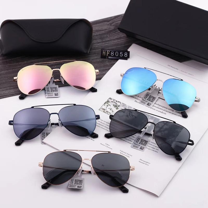 78ff0fd9a8e MERRY S DESIGN Men Women Classic Pilot Polarized Sunglasses 100% UV  Protection S 8058
