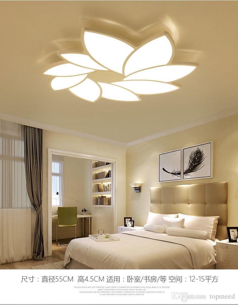 Moderne led-deckenleuchten esszimmer lampen wohnzimmer beleuchtung kinder  schlafzimmer leuchten hause leuchten kronleuchter beleuchtung