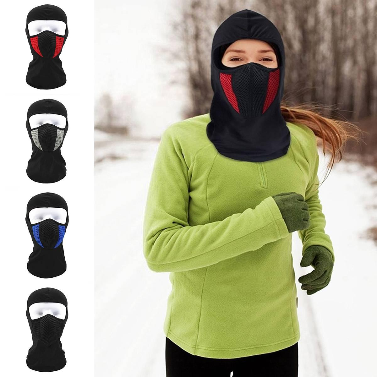 Cold Weather Ski Hood Face Mask Motorcycle Hat Sunscreen Windproof ... 3610c3ed10
