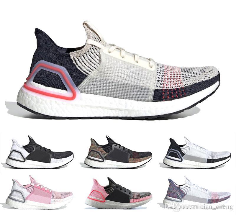 90befa2ae 2019 Ultraboost 19 Running Shoes Ultra Boosts 5.0 4.0 Designer Sneakers For  Women Mens Ultraboost Trainers Walking Shoes Running Sneakers Racing Shoes  From ...