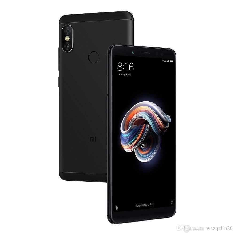 New Brand Xiaomi Redmi Note 5 64GB Black, Dual Sim, 4GB RAM, 5 99