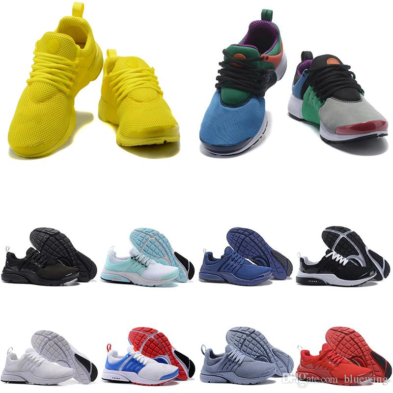 54a2af7b73a8e Mens PRESTO Ultra Running Shoes Prestos 5 Triple Black White Yellow Sock  Dart Cheap Women Sock Dart Casual Shoe Men Sport Designer Sneaker Running  Shoes For ...
