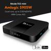 TX3 mini TV BOX Amlogic S905W Android 7.1 1G 8G Quad Core Media Player LAN WiFi DLNA Airplay 4K miracast
