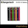 Kanger Evod VV Battery Variable Voltage Battery Kangertech VV Twist Battery of 1000mah