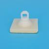 Plastic POP Sign Display By Square Base Strong Adhesive Tap With Hanging Ring In Retail Store Ceiling 100pcs Good Quality