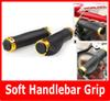 Skid-proof Soft Handlebar Grip Cover For Mountain Cycling Bike road Bicycle handle 5Colors 2PCS Pair High Quality