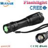 zk20 2015 NEW Arrivals cree xml-t6 high power led torch lantern zoomable flashlight