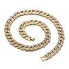 Color oro cadena 70cm