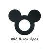 02 5pcs noir