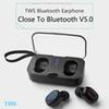 Wireless Bluetooth Twins Earbuds Earphones TI8S HIFI Stereo Sound Close to BluetoothV5.0 With Charging Case Noise Canceling Auriculares
