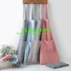 Adjustable Plaid Stripe Apron With Pockets Kitchen Cooking Apron Craft Baking Cleaning Tool 5Colors DHL HH9-2096