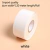 Белый-ширина 5 см*120 метров