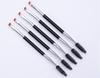 Makeup Brush BRUSH 12 DUAL ENDED FIRM ANGLED BRUSH Kit Size NA#12 With Logo DHL Free Shipping