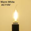 Bianco caldo non oscuramento AC110V