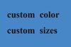 Custom feito de gráfico de cores