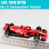 2018 SF71H No.5 Seba