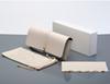 البيج حالة + مربع + قطعة قماش + الحقيبة