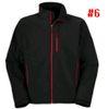 # 6 cerniera rossa nera