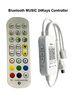 Bianco - Controllore Musica Bluetooth