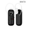 BM70 bluetooth mobile phone upgrade cross-border popular bluetooth dialer mini bluetooth small phone
