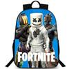 Challenge backpack Music Marshmello day pack DJ style school bag packsack Photo rucksack Sport schoolbag Outdoor daypack
