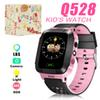 Q528 Kids Smart Watch Wristband Baby Bracelet with Remote Camera LBS Watches SOS Calling as Gift for Chirdren in Retail Box