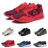 175e37f90be Classic Le coq sportif Mens Designer Shoes University Red Navy Blue Black  Luxury Men Women Outdoor
