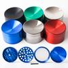 Concave Tobacco Grinder Sharpstone Concave Herb Grinder Herb Spice Crusher 40mm 50mm 55mm 63mmTobacco Grinder with logo and no logo DHL Free