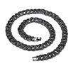 Negro Color de la cadena 70cm