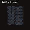 24pcs / board.