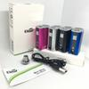 Eleaf istick Mini 10w Battery 1050mAh Variable Voltage vape battery E Cigarette 510 Thread Vape Mod include USB Cable ego Connector adapter