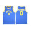 Mens Russell Westbrook Jersey Collection UCLA Bruins College Basketball Jerseys High Quality Stitched Name&Number Size S-2XL
