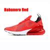 Habanero Rojo