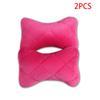2pcs Pink CHINA