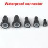 Outdoor Waterproof Silicone Wire Connectors screw terminal electric terminator quick splice cable nuts wire connection Ground