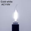 Cool Bianco senza oscuramento AC110V