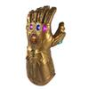 Avengers Endgame Hanos Glow Glove LED Light PVC Gloves Kids Adults Party Cosplay Gloves LED Toys